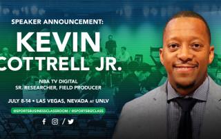 KevinCottrellJR_speaker-sbc2018-news