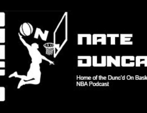 SBC Alumna, Amber Nichols, Typical Workday: Dunc'd On NBA Podcast