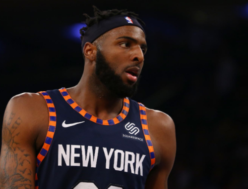 Obi Toppin selection puts pressure on Mitchell Robinson defensively