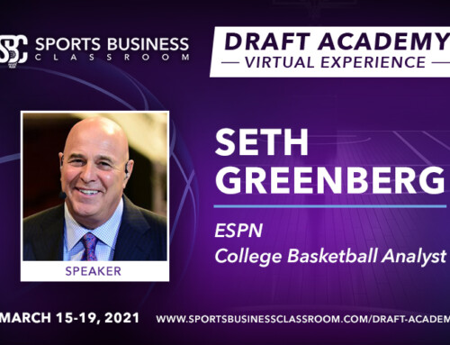 Seth Greenberg, College Basketball Analyst for ESPN, to be Featured Speaker at the Draft Academy Virtual Experience